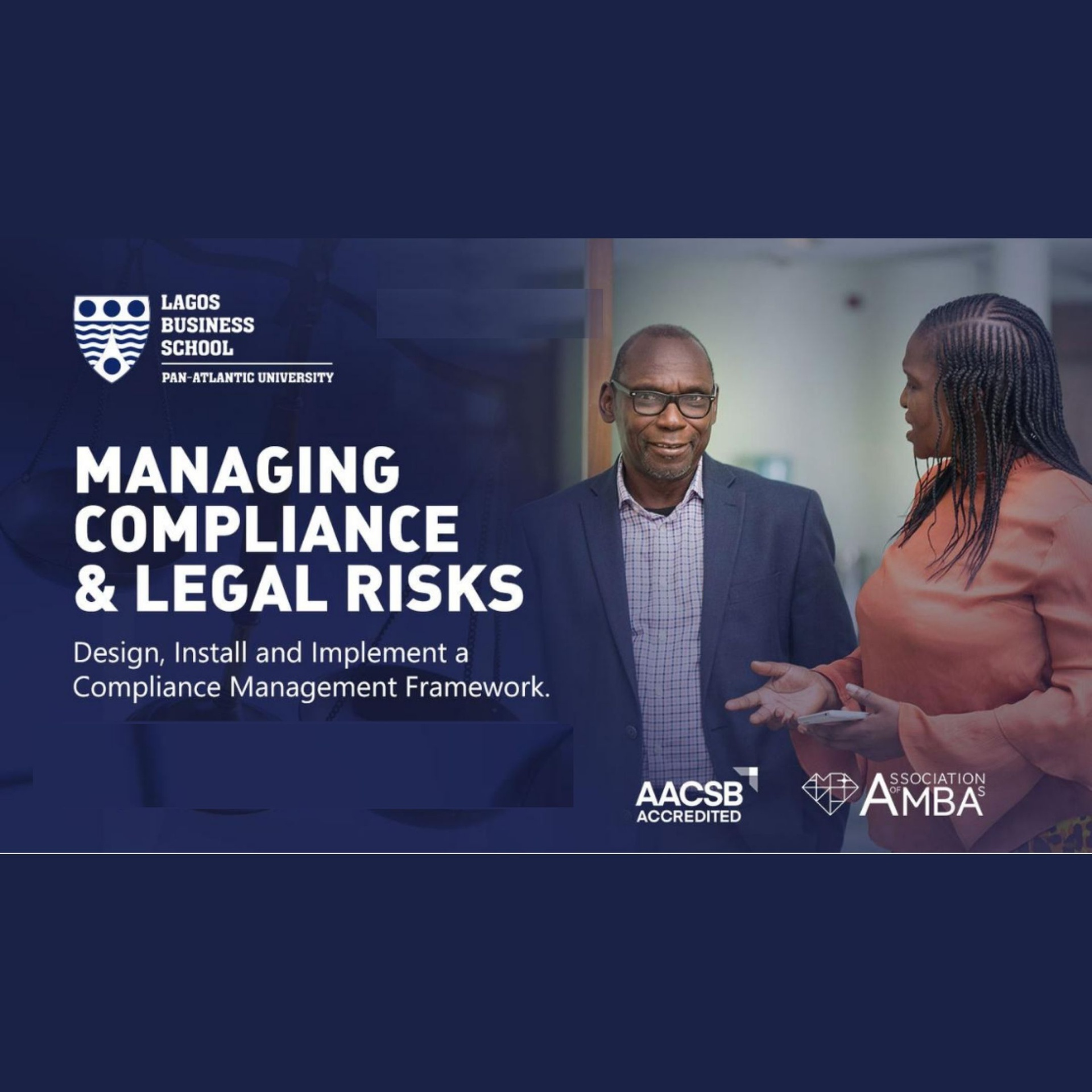 Managing Compliance and Legal Risk