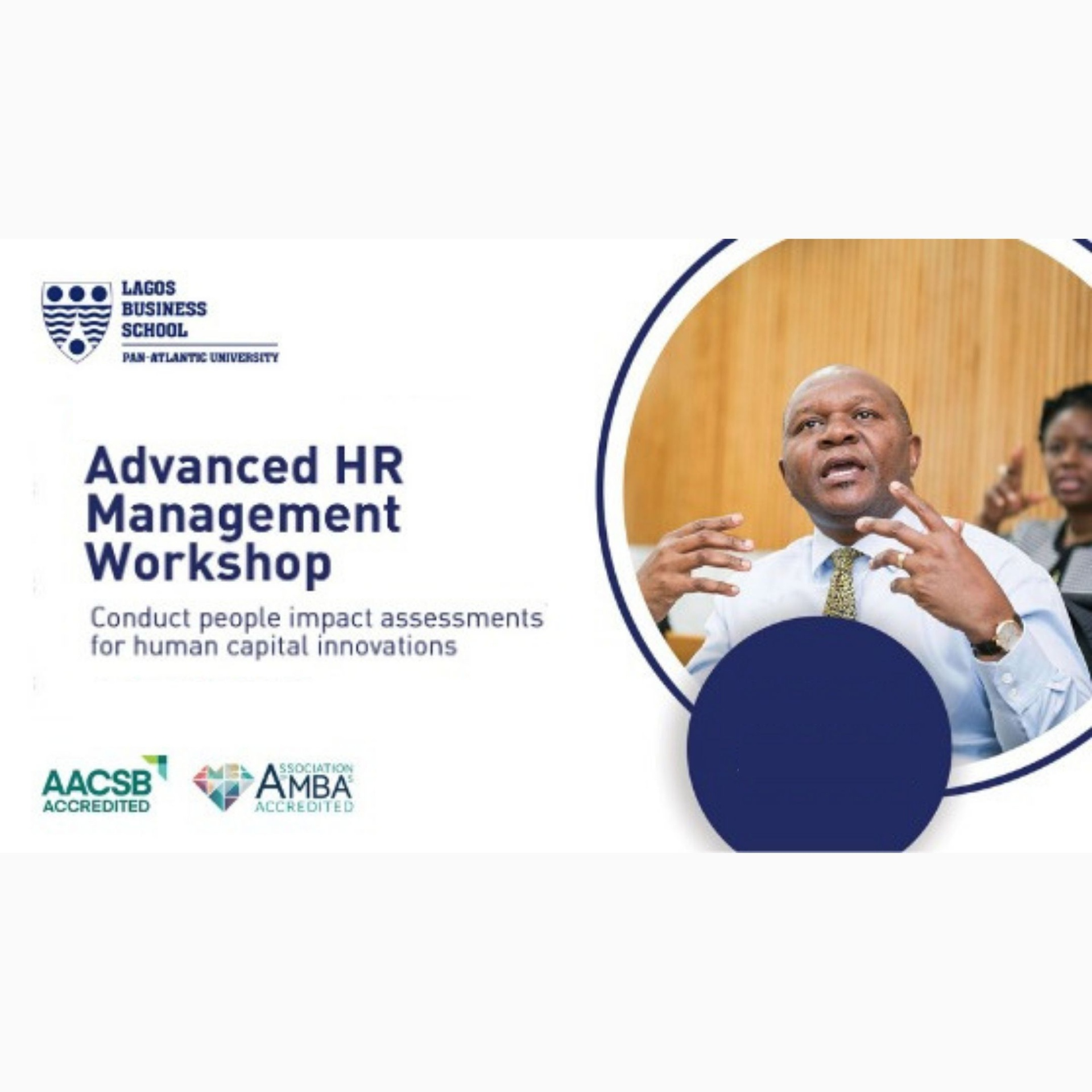 Advanced HR Management Workshop